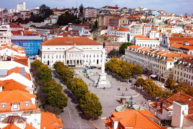 Salas de espetáculos em Lisboa