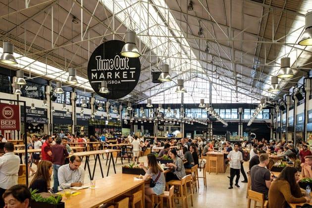 Les meilleurs marchés de Lisbonne
