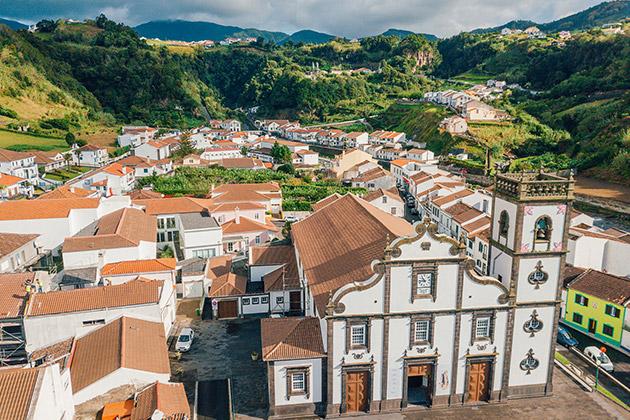 Île de Faial, Açores