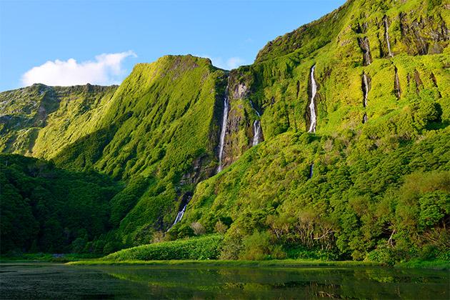 Île de Flores, Açores