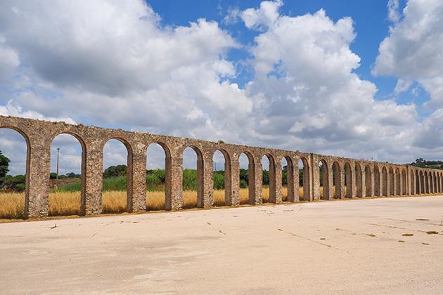 Aqueduc d'Óbidos