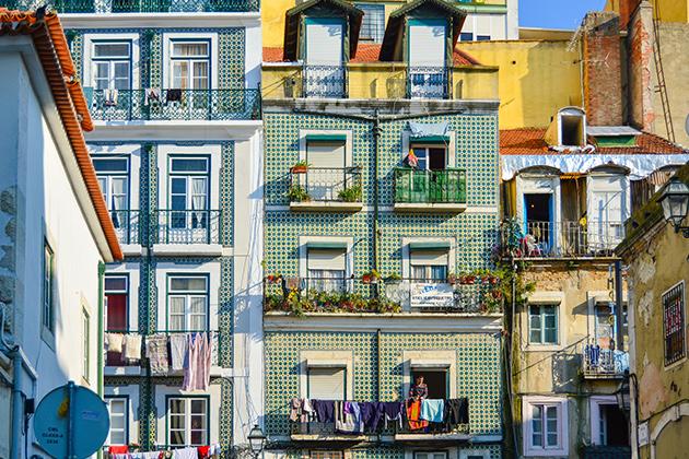 Quartiers de Lisbonne