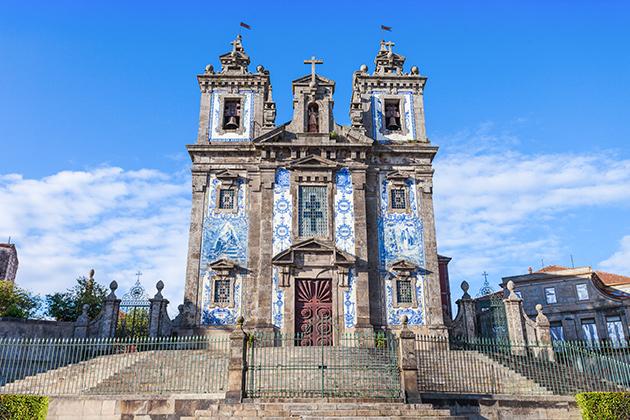 Santo Ildefonso Church