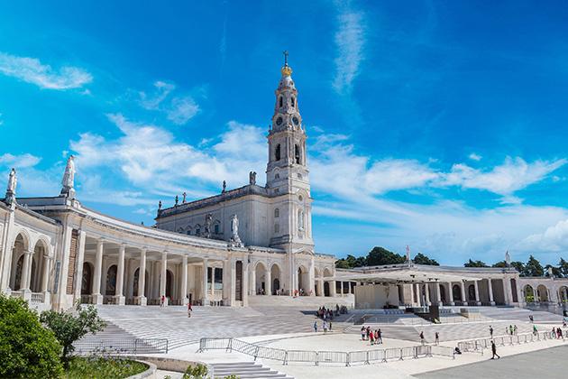 Shrine of Our Lady of Fátima